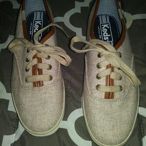 Practically new Keds